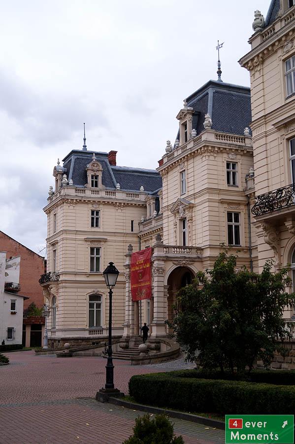 Pałac Poniatowskich