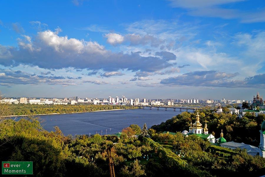 Zapraszamy na spacer po Kijowie!
