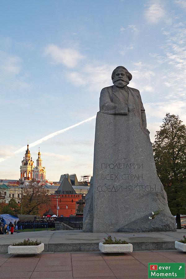 Pomnik Karola Marksa
