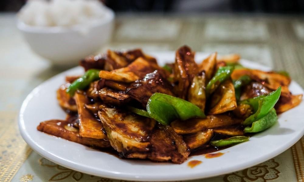 Gdzie jeść w Chinach?