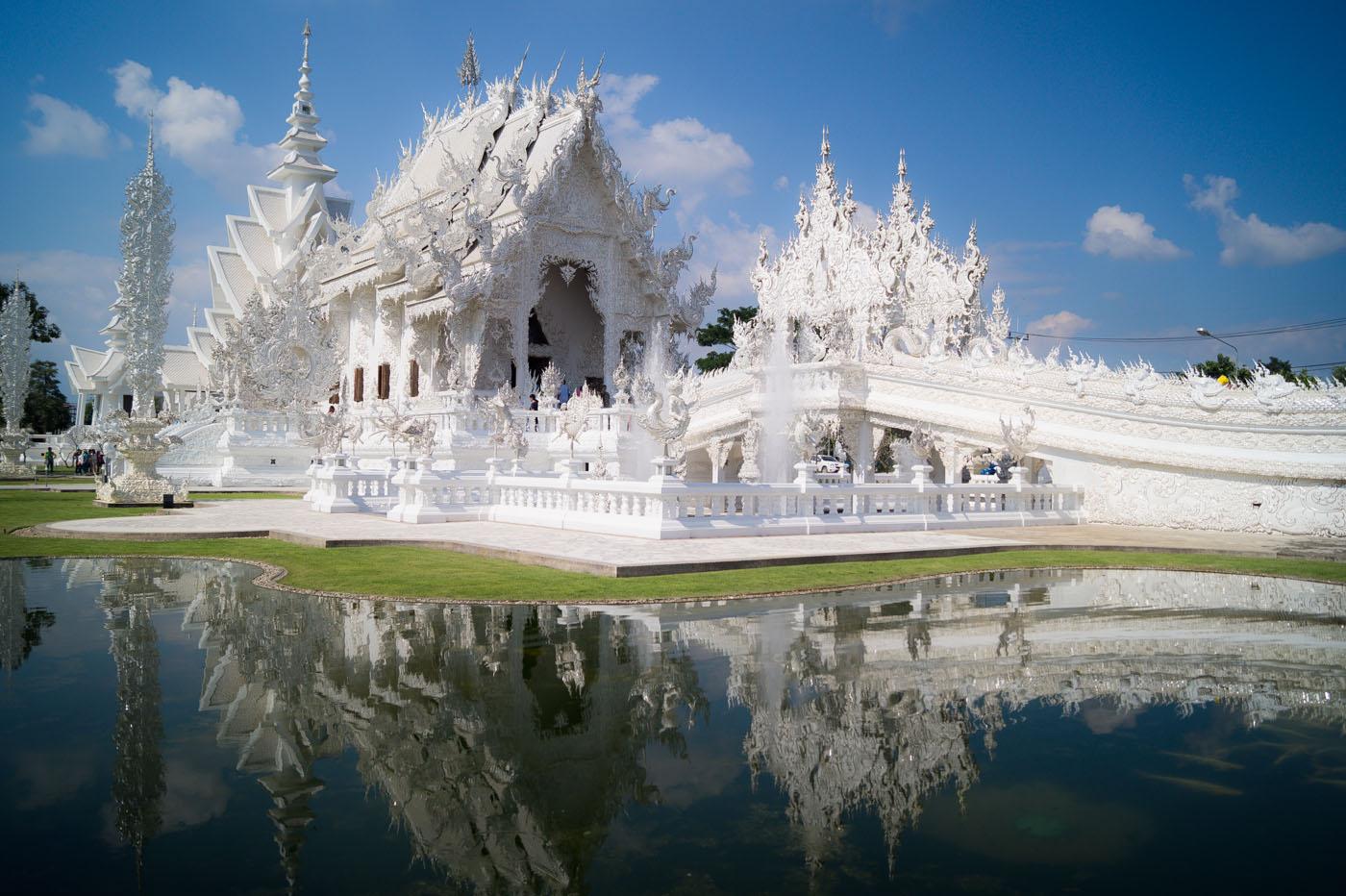 Między niebem, a piekłem. Wizyta w Chiang Rai.