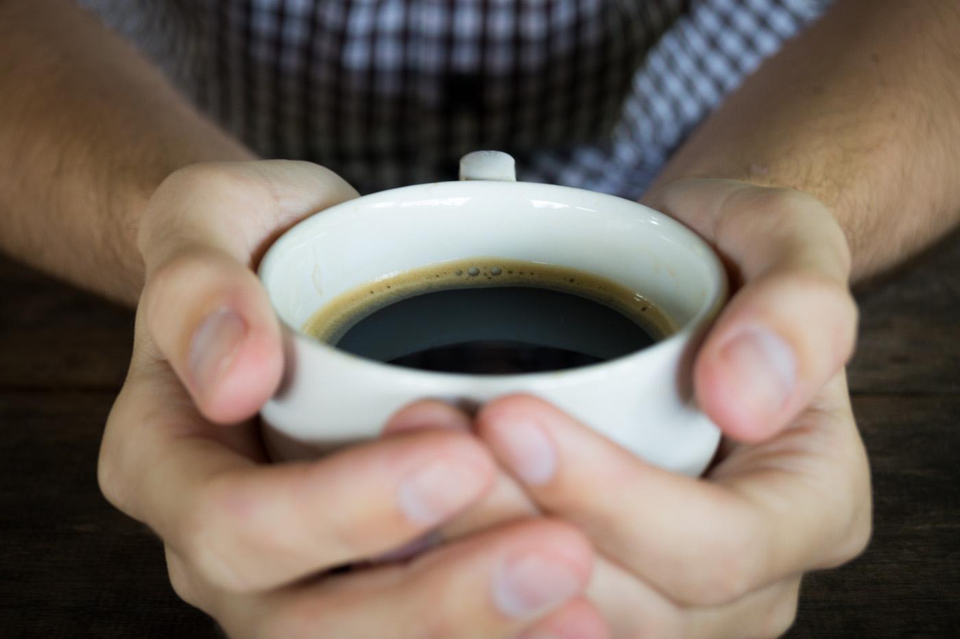 Napijesz się kawy?
