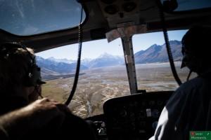 Kierunek: Hooker Valley i Mt Cook