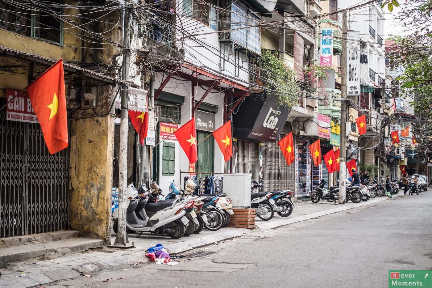 Hanoi- przyjemne z pożytecznym