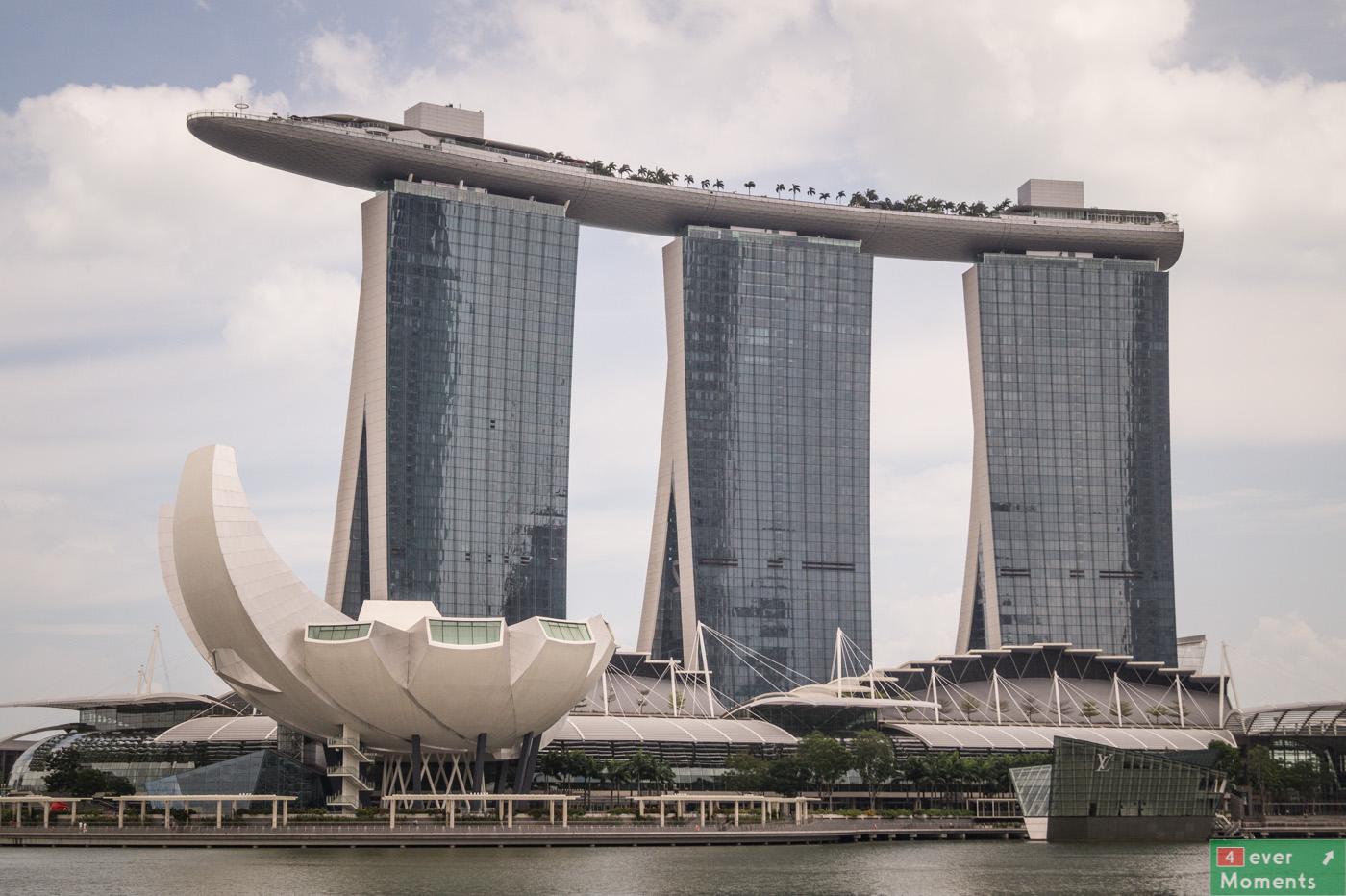 Singapur, miasto z przyszłości