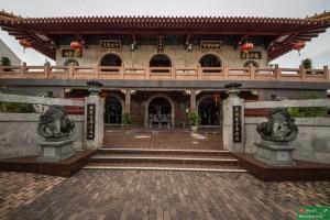 Świątynia w China Town