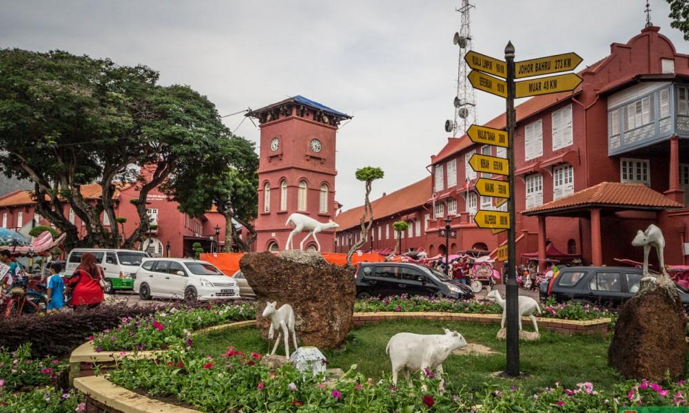 Melaka w naszym obiektywie
