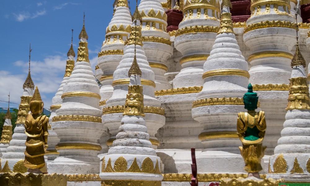 Uciekamy z Mandalay i z Birmy!