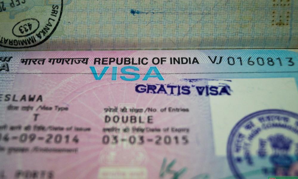 Jak zdobyć wizę do Indii na Sri Lance?