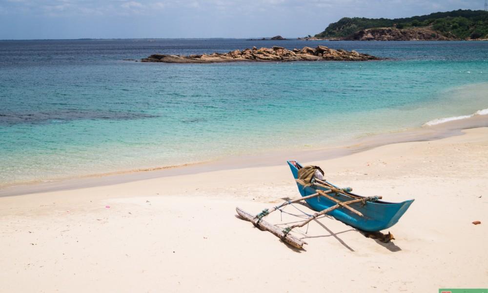 Plaże Sri Lanki subiektywnie