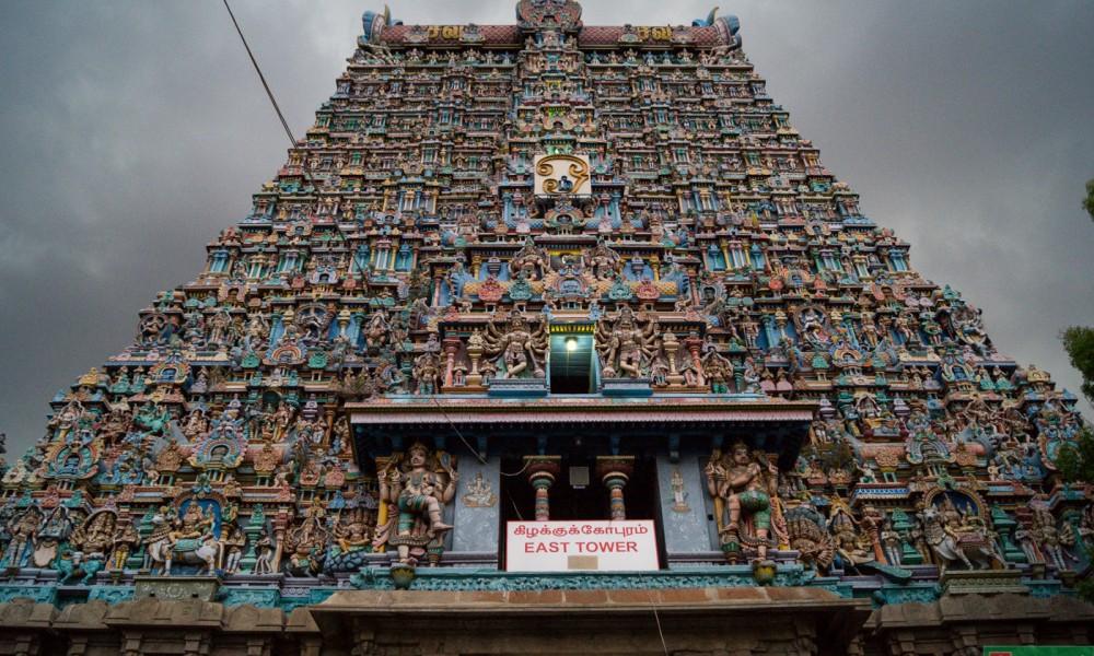 Madurai. Zaczynamy Indie!