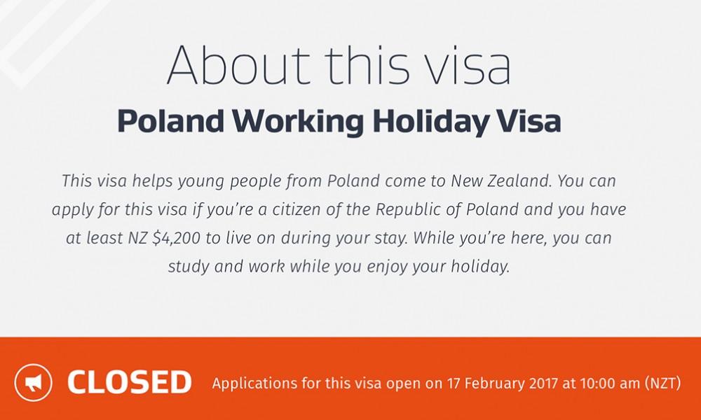 Jak zdobyć wizę Working Holiday do Nowej Zelandii?