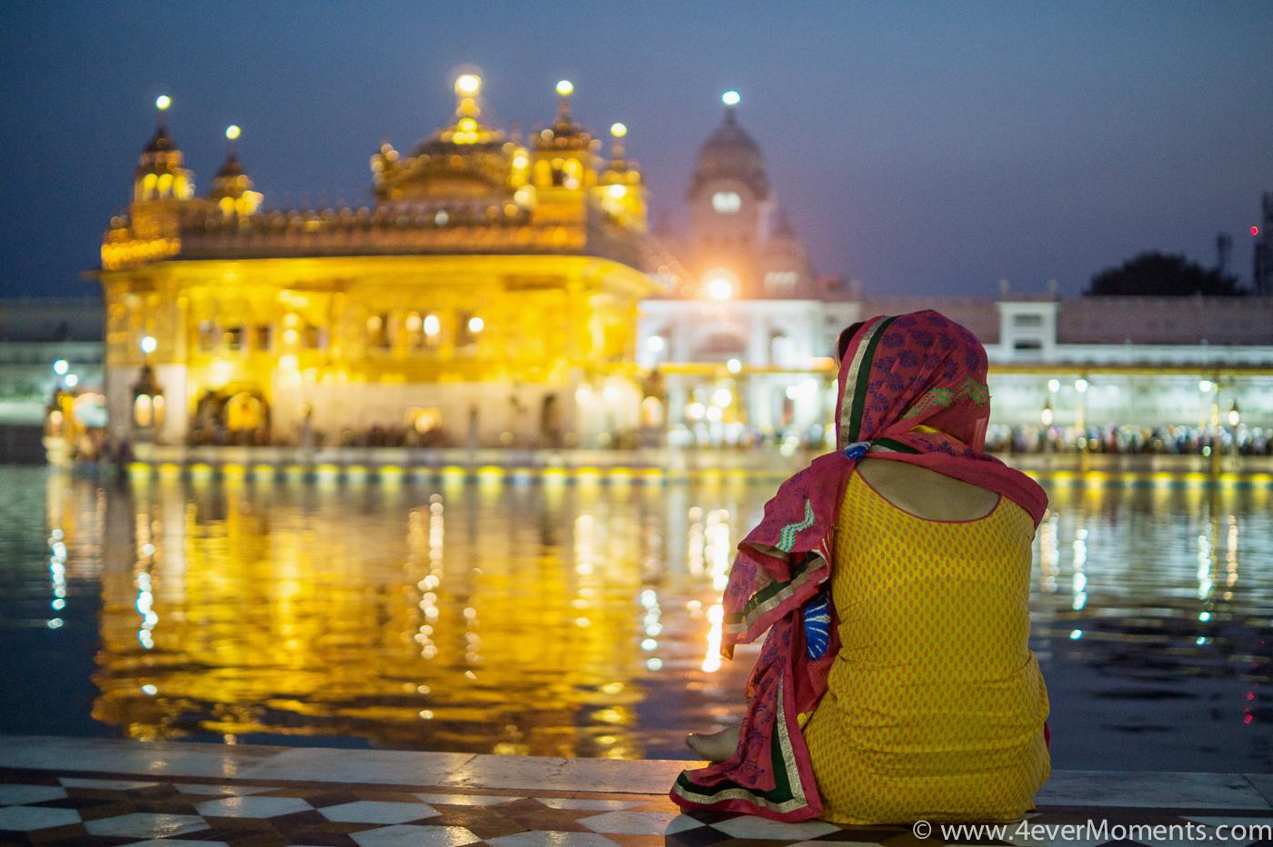 Amritsar, miasto Sikhów