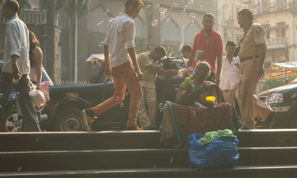 Wszystkie kolory Mumbaju