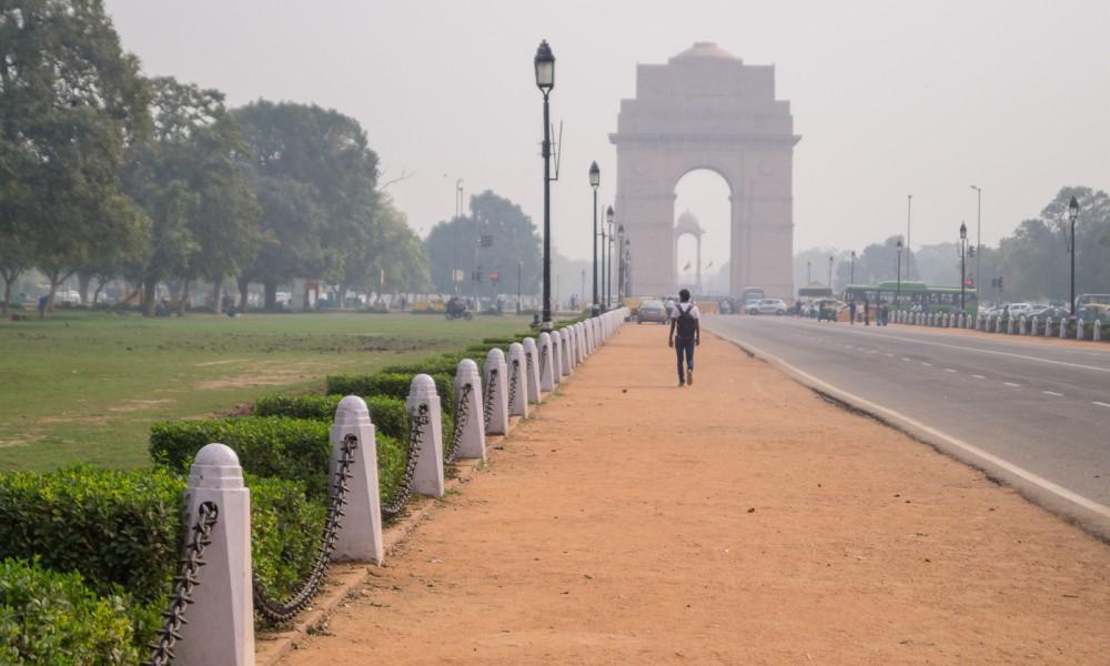 New Delhi w naszym obiektywie