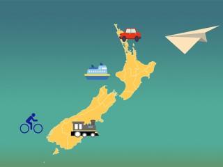 Podróżowanie po Nowej Zelandii – jak i czym?