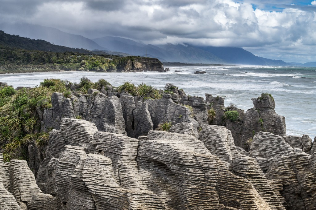 Punakaiki, Pancake Rocks, Paparoa National Park