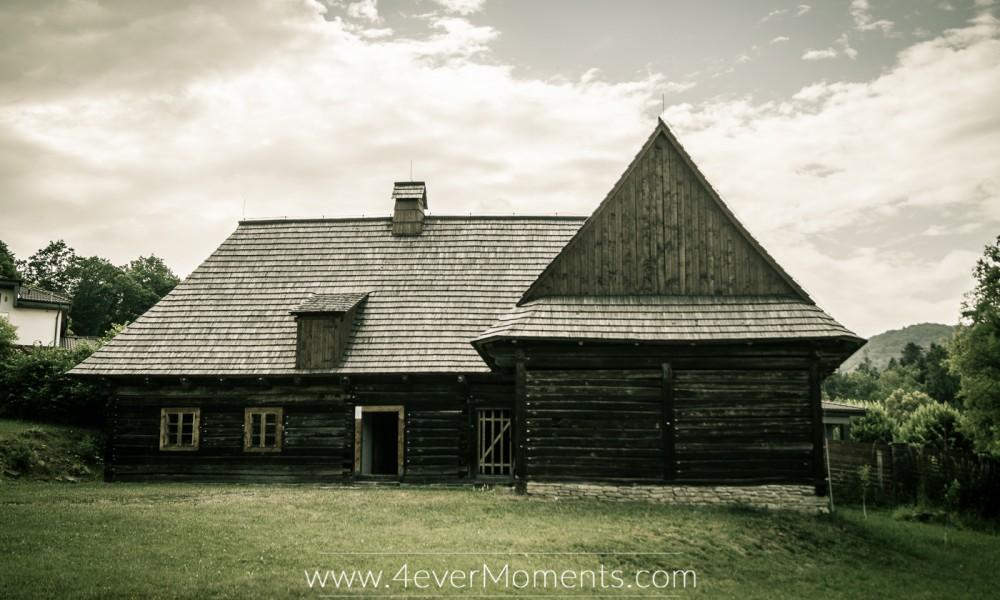 Skansen w Bardejovskych Kupelach – słowackie dziedzictwo
