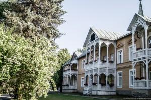 Bardejów Zdrój - villa Fontana