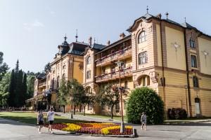 Bardejów Zdrój - Hotel Astoria
