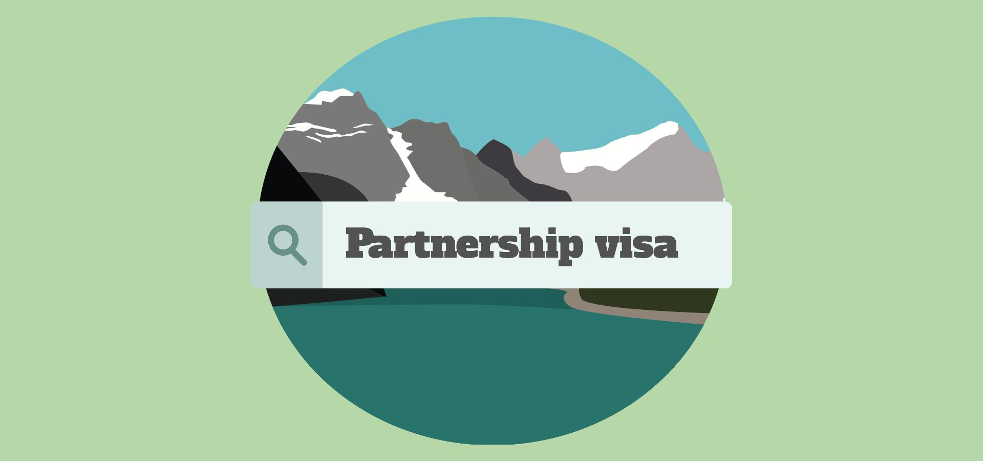 Partnership visa